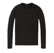 Scotch & Soda longsleeve t-shirt streep army (145489 - 0218)