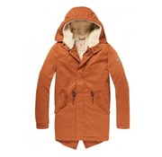Scotch & Soda Parka Teddy Line Walnut (145193 - 0119)
