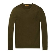 Scotch & Soda pullover groen (145570 - 0813)