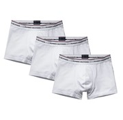 Tommy Hilfiger boxershort 3pack white (1U87903842 - 100)