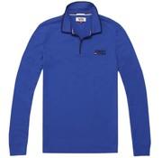 Tommy Hilfiger longsleeve polo blauw (DM0DM051934 - 428)