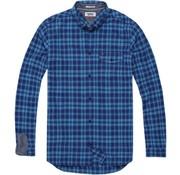 Tommy Hilfiger overhemd blauw ruit (DM0DM04968 - 427)