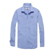 Tommy Hilfiger Overhemd Slim Fit Blauw (DM0DM04405 - 556)