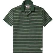 Tommy Hilfiger polo streep groen (DM0DM05188 - 396)