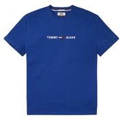 Tommy Hilfiger t-shirt blauw (DM0DM05125 - 428)