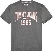 Tommy Hilfiger t-shirt regular fit grijs (DM0DM05129 - 075)