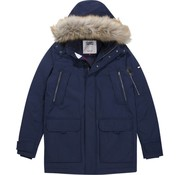Tommy Hilfiger winterjas navy (DM0DM05016 - 002)