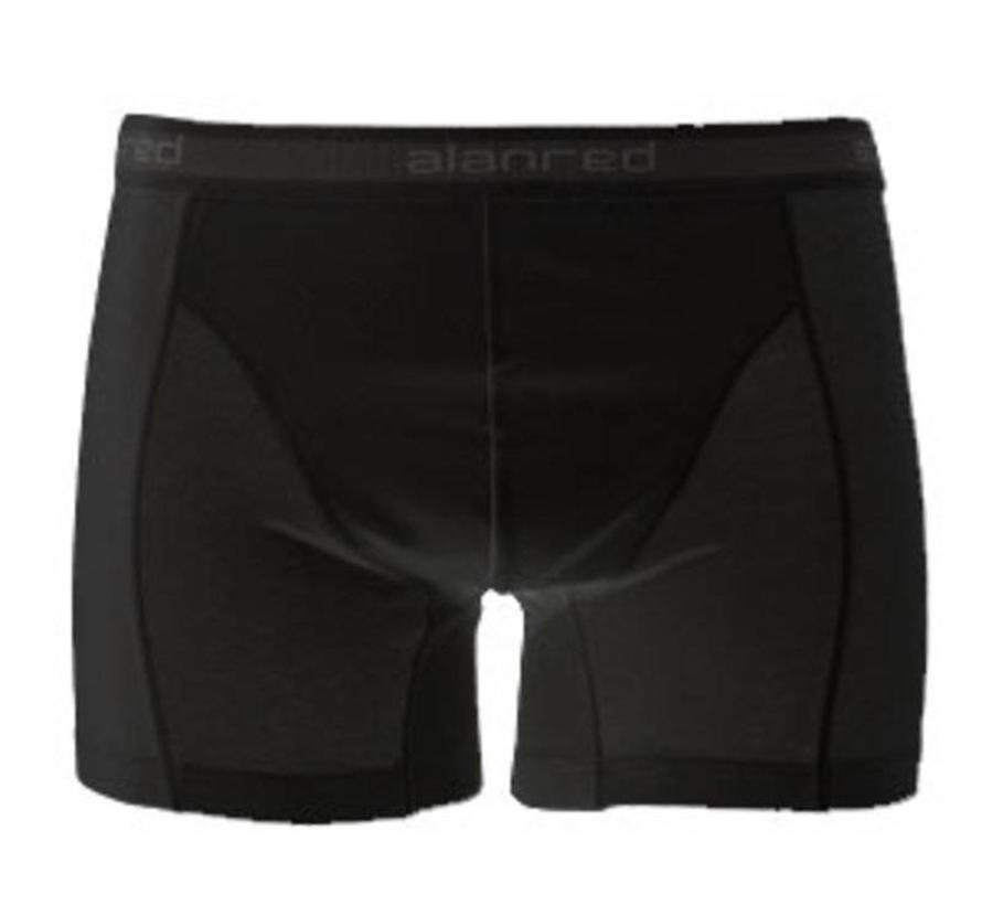 boxershort 1pack zwart (1005N)