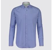 Blue Industry overhemd print blauw (1054 - 82)