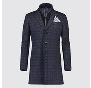 Blue Industry coat navy (OBIW18 - M64)