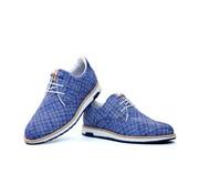Rehab schoenen Nolan Paint blauw  (1812 606109 - 8300)