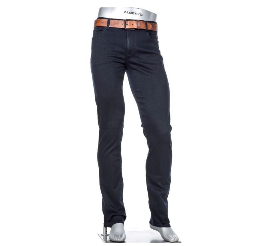 Jeans Pipe Regular Slim Fit T400 Blauw (4807 1484 - 895N)