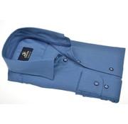 Culture overhemd modern fit print Blauw  (513796 - 34)