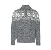 Gant trui wol regular fit grijs (8000058 - 90)