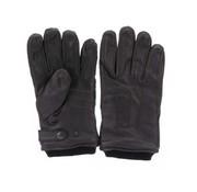 Greve leren handschoenen Nappa bruin (9721.02)