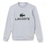 Lacoste sweater grijs (SH0605 - CCA)