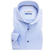 Ledub overhemd tailored fit blauw (0137198-140-650-120)