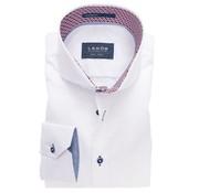 Ledub overhemd tailored fit wit (0137356-910-480-171)