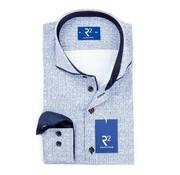 R2 Amsterdam overhemd print  (97.CA.07 - 014)