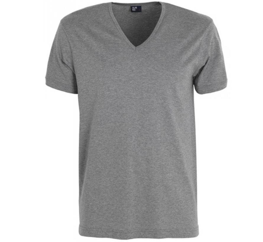 V-hals T-shirt Vermont 1pack grijs (6671SP)