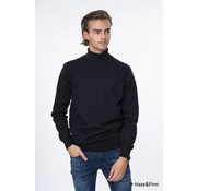Haze & Finn Coltrui Knit Black (ME-0201)