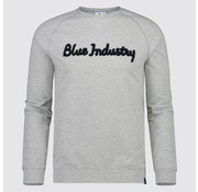 Blue Industry sweater grijs (KBIW18 - M37)