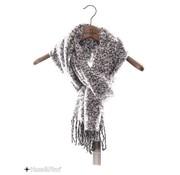 Haze & Finn sjaal Arctic Sky grijs (MC10-0908)