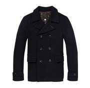 Scotch & Soda winterjas navy (145210 - 0002)
