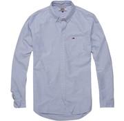 Tommy Hilfiger overhemd blauw streep(DM0DM05665 - 425)