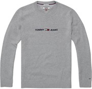 Tommy Hilfiger sweater regular fit grijs (DM0DM05829 - 038)