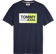 Tommy Hilfiger t-shirt navy (DM0DM05549 - 002)