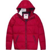 Tommy Hilfiger winterjas rood (DM0DM04998 - 602)