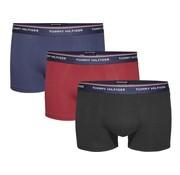 Tommy Hilfiger boxershort 3pack trunk multicolor (1U87903842 - 096)