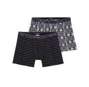 Scotch & Soda boxershorts print 2 pack (145131 - 0217)