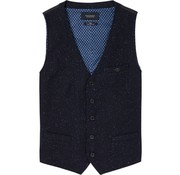 Scotch & Soda gilet navy print (145290 - 0218)