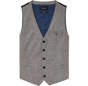 Scotch & Soda gilet grijs (145290 - 0219)