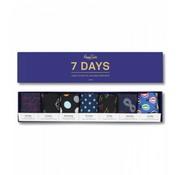 Happy Socks Seven Days Gift Box (XSNI08-6001)