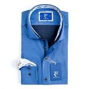 R2 Amsterdam overhemd blauw (100.WSP.61 - 014)