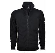 Gaastra fleece vest Pointer zwart (1001744 - C00)