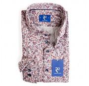 R2 Amsterdam jersey overhemd (95.CA.42 - 045)