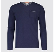 Blue Industry pullover blue (KBIW18 - M11)