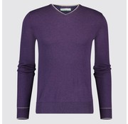 Jackett & Sons pullover paars (KJSW18 - M1)