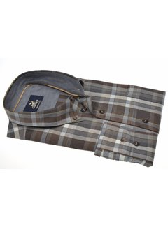 Culture overhemd ruit modern fit (513668 - 45)