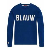 Scotch & Soda sweater blauw (133644 - 2525)