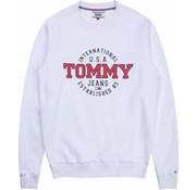 Tommy Hilfiger Sweater wit (DM0DM05910-100)