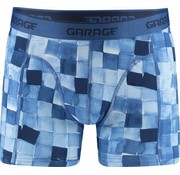 Garage boxershort Hawaii Blue (0802)