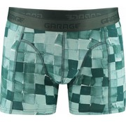 Garage boxershort Hawaii Green (0802)