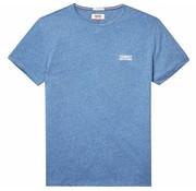 Tommy Hilfiger t-shirt regular fit blauw (DM0DM04559 - 423)