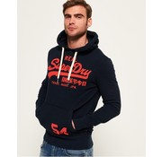 Superdry hooded sweater Frontier navy (M20016HQ - NH4)