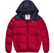 Tommy Hilfiger winterjas rood (DM0DM05026 - 602)